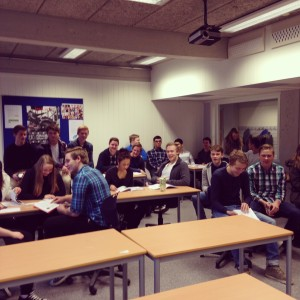 VGS elever i Rørvik