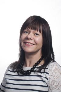 Evelyn Jordahl veileder studenter i studie - og karrièrevalg.